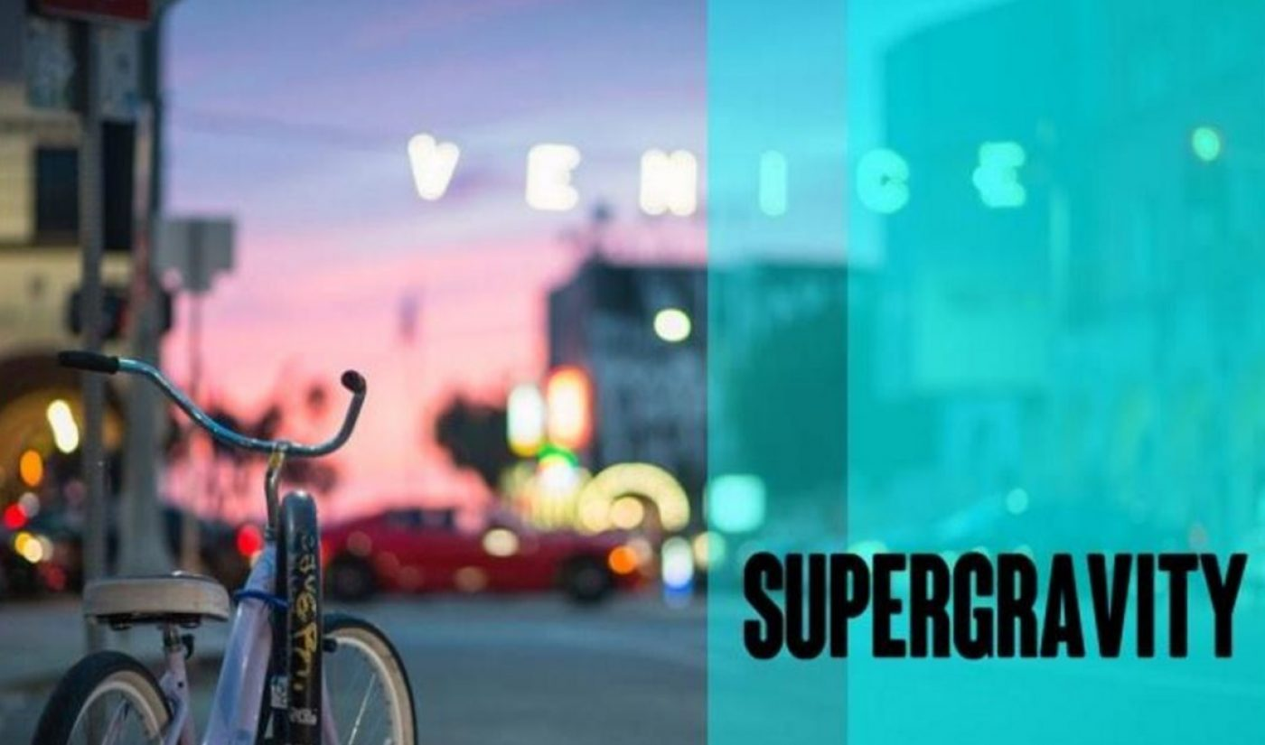 Supergravity Forms Talent Management Firm That Will Rep Lucas Cruikshank, HollywireTV, And More