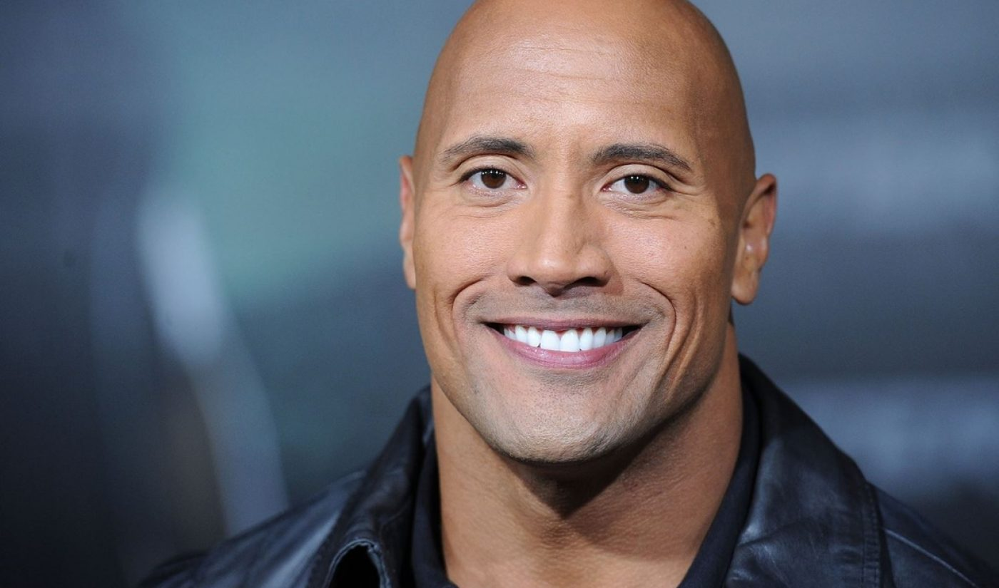 Dwayne 'The Rock' Johnson To Launch A YouTube Channel This Summer Alongside Studio71