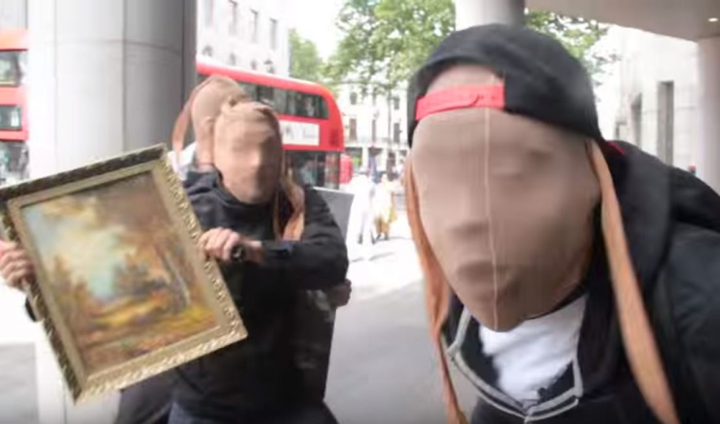 Members Of YouTube Prank Collective Jailed For Staging Robberies, Kidnapping At London Museums