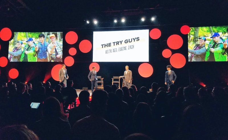try-guys-at-newfronts