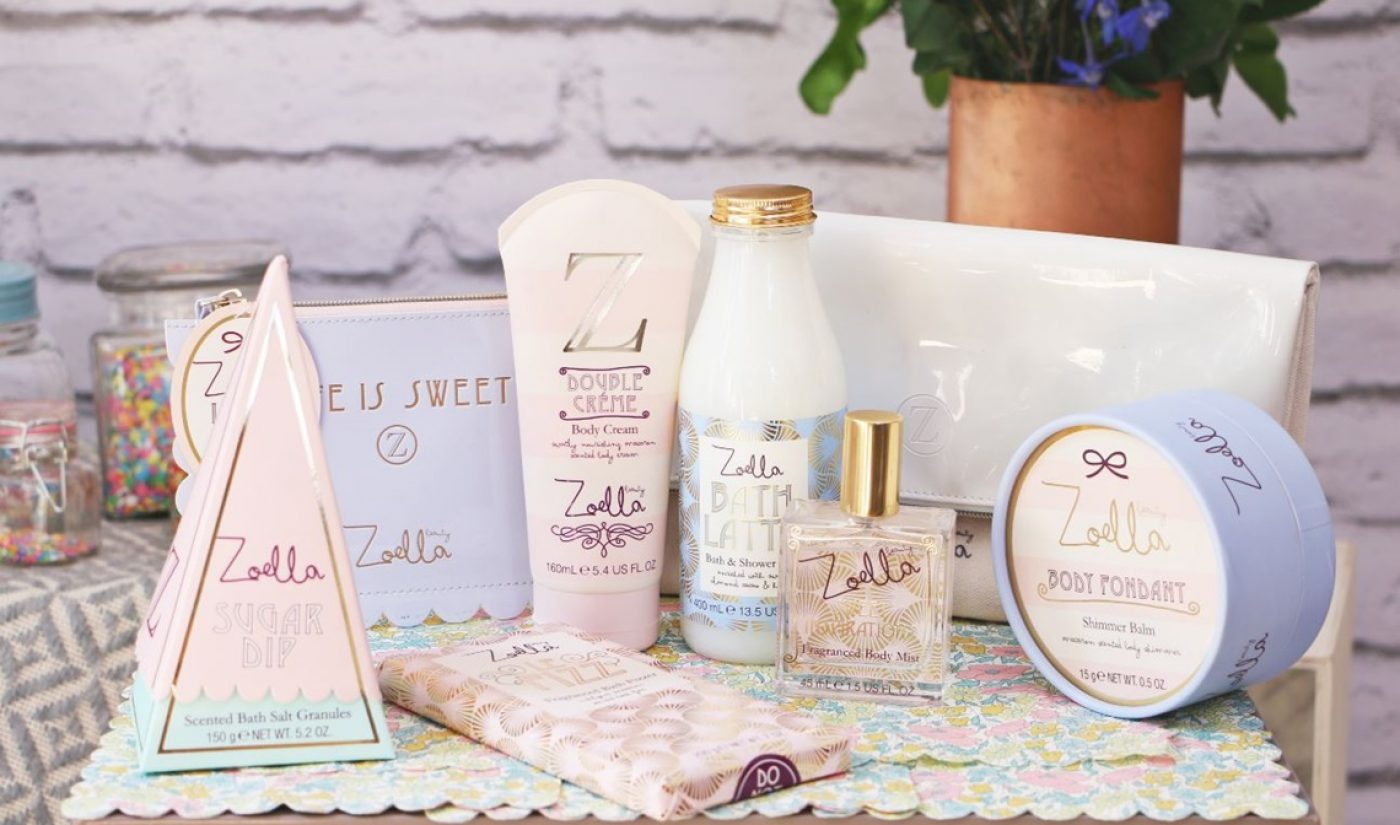 Zoella Beauty Unveils New 'Sweet Inspirations' Collection As Brand Readies U.S. Debut