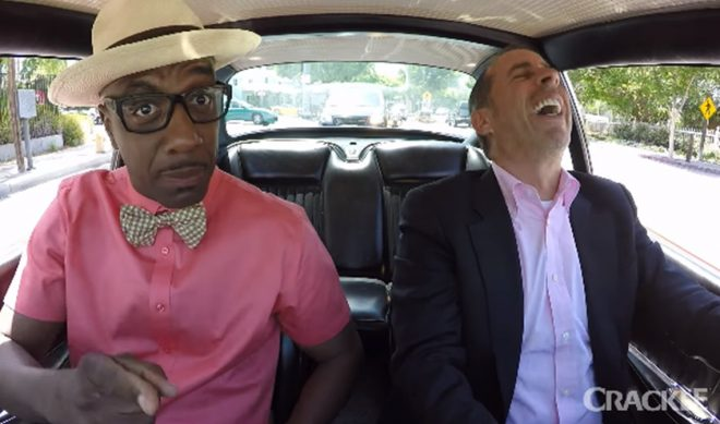Season Eight Of Jerry Seinfeld's 'Comedians In Cars Getting Coffee' To Premiere June 16th