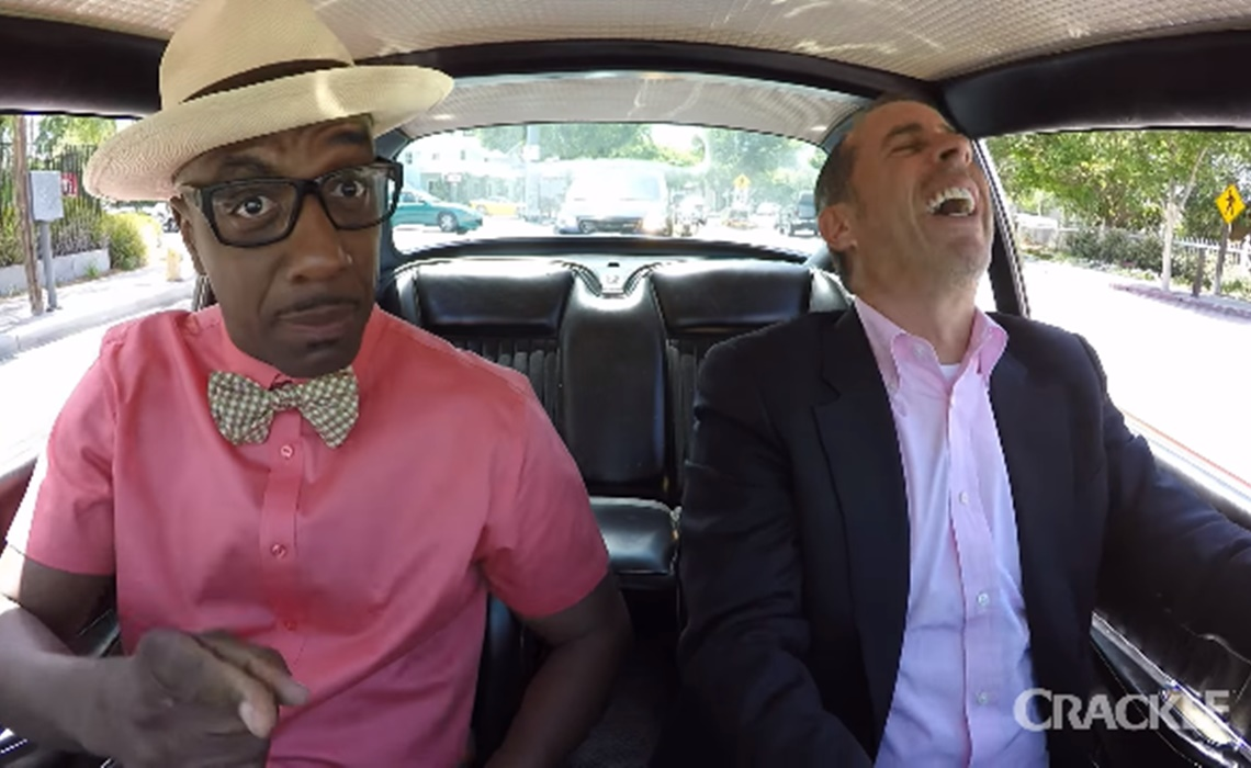 comedians in cars getting coffee archives tubefilter. Black Bedroom Furniture Sets. Home Design Ideas