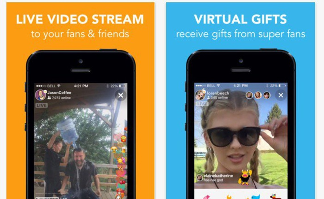 musical ly s new live streaming app gets close to 500 000 installs
