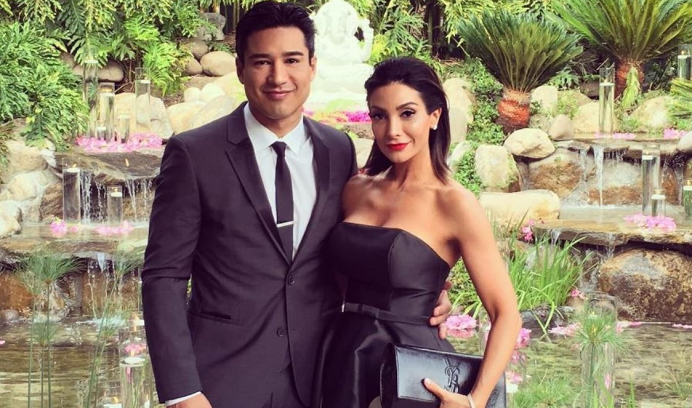 Mario Lopez To Launch YouTube Channel With Millennial Mom Network Awestruck
