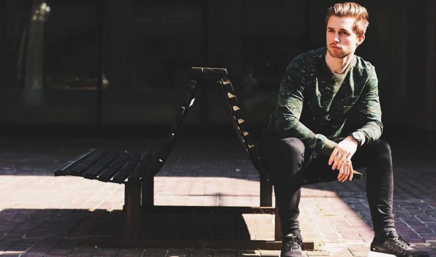 Marcus Butler Has Founded 'Stripped Bear Entertainment', A Music Management Company (Exclusive)