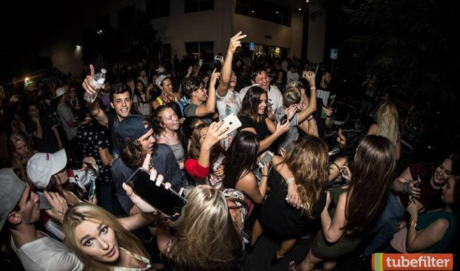 Pics, Vids, And GIFS: Tubefilter's 6th Annual VidCon Pre-Party, Fueled By BBTV
