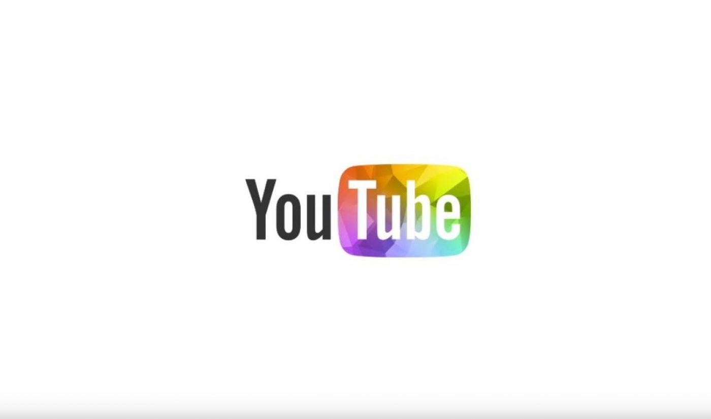 YouTube Launches #ProudToBe Campaign Celebrating Global LGBTQA Community