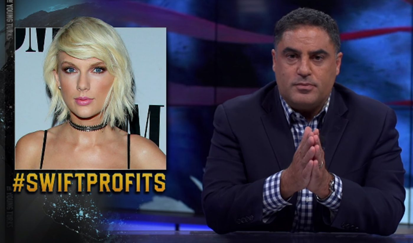 Cenk Uygur Is Latest Creator To Defend YouTube Against Music Industry Executives
