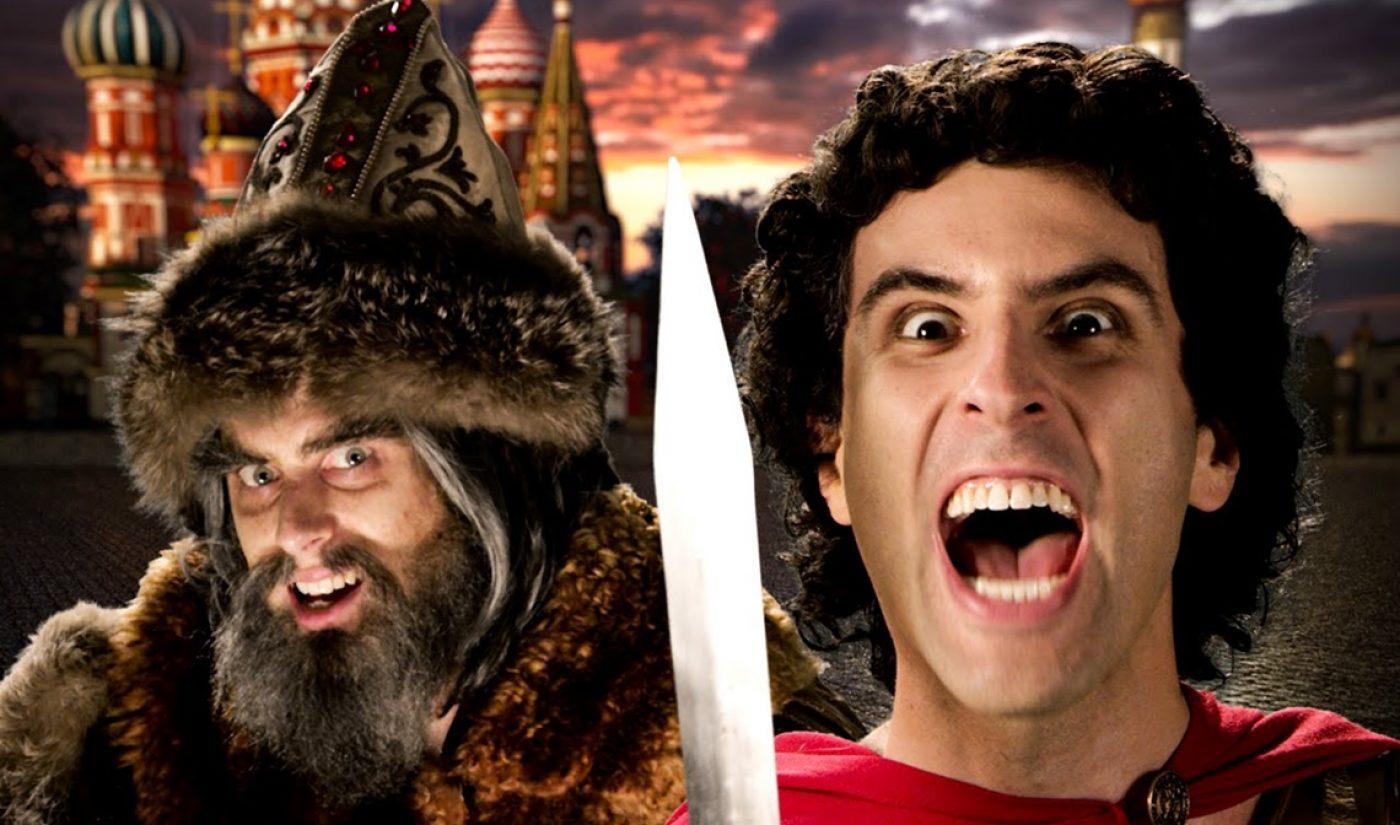 'Honest Trailers,' 'Epic Rap Battles Of History' Earn Short-Form Emmy Nominations