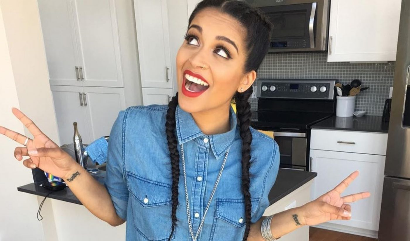 Lilly Singh Announces First Book, Inspirational Life Guide 'How To Be A Bawse'
