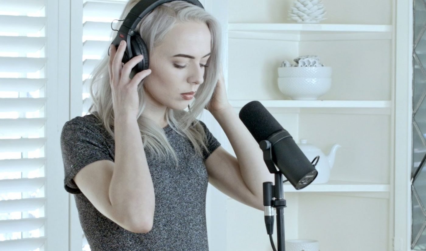 YouTube Star Madilyn Bailey Shares Original Music On Her First EP, 'Wiser'