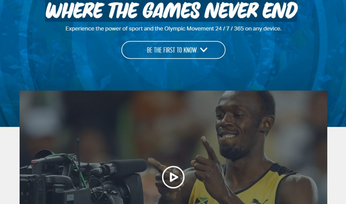 IOC Will Launch Free, On-Demand Service For Olympics Videos