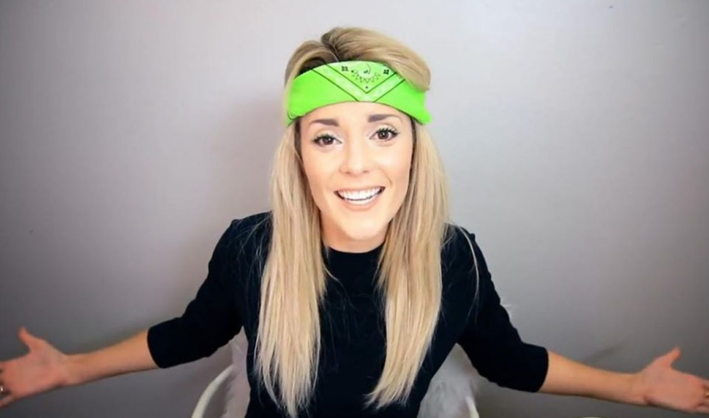 Fullscreen Orders 35-Episode Visual Version Of Grace Helbig's 'Not Too Deep' Podcast