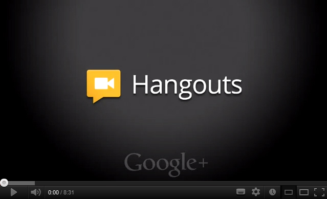 Google+ Hangouts On Air to go off the air in September