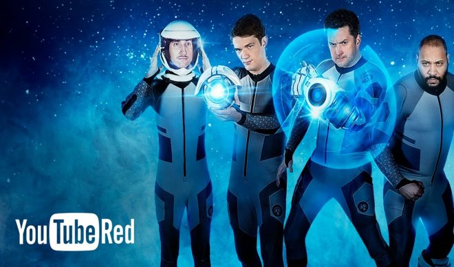 Rooster Teeth's Feature Film 'Lazer Team' Is Getting A Sequel On YouTube Red