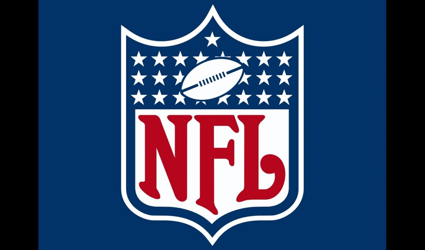 The NFL To Become First Sports League In Snapchat's Discover Section