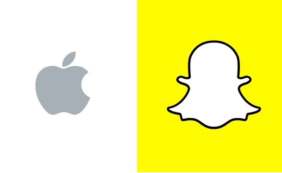 snapchat-apple