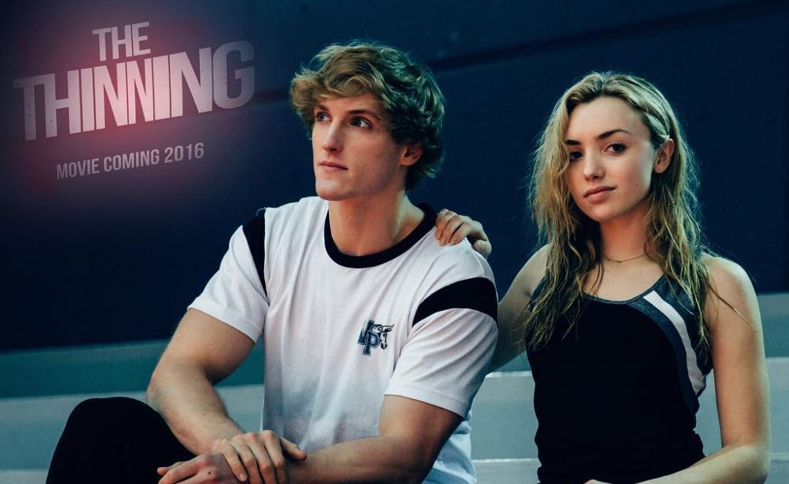 Logan paul starring 39 the thinning 39 to be youtube red 39 s for Home wallpaper joey s