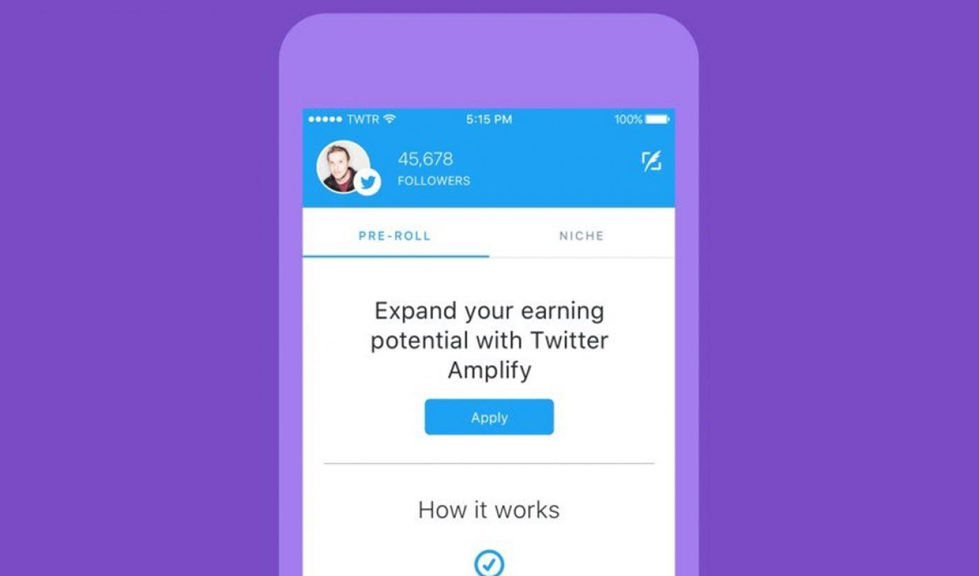 Twitter Unveils Ad-Sharing Program For Creators, Announces New Media Management Hub
