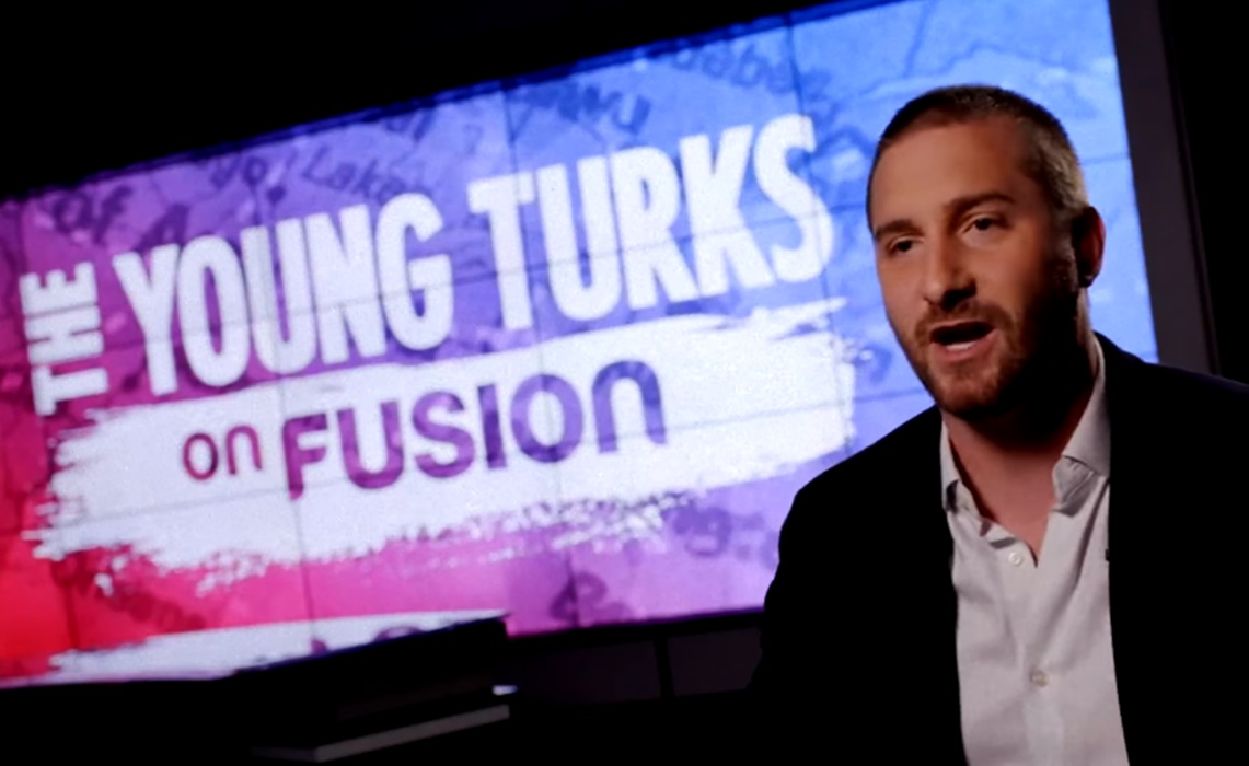 Here's A Teaser For The 'Young Turks On Fusion' TV Show ...