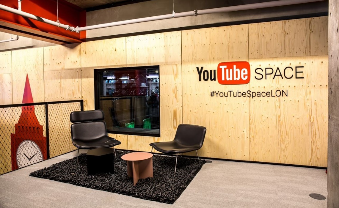 youtube-space-london