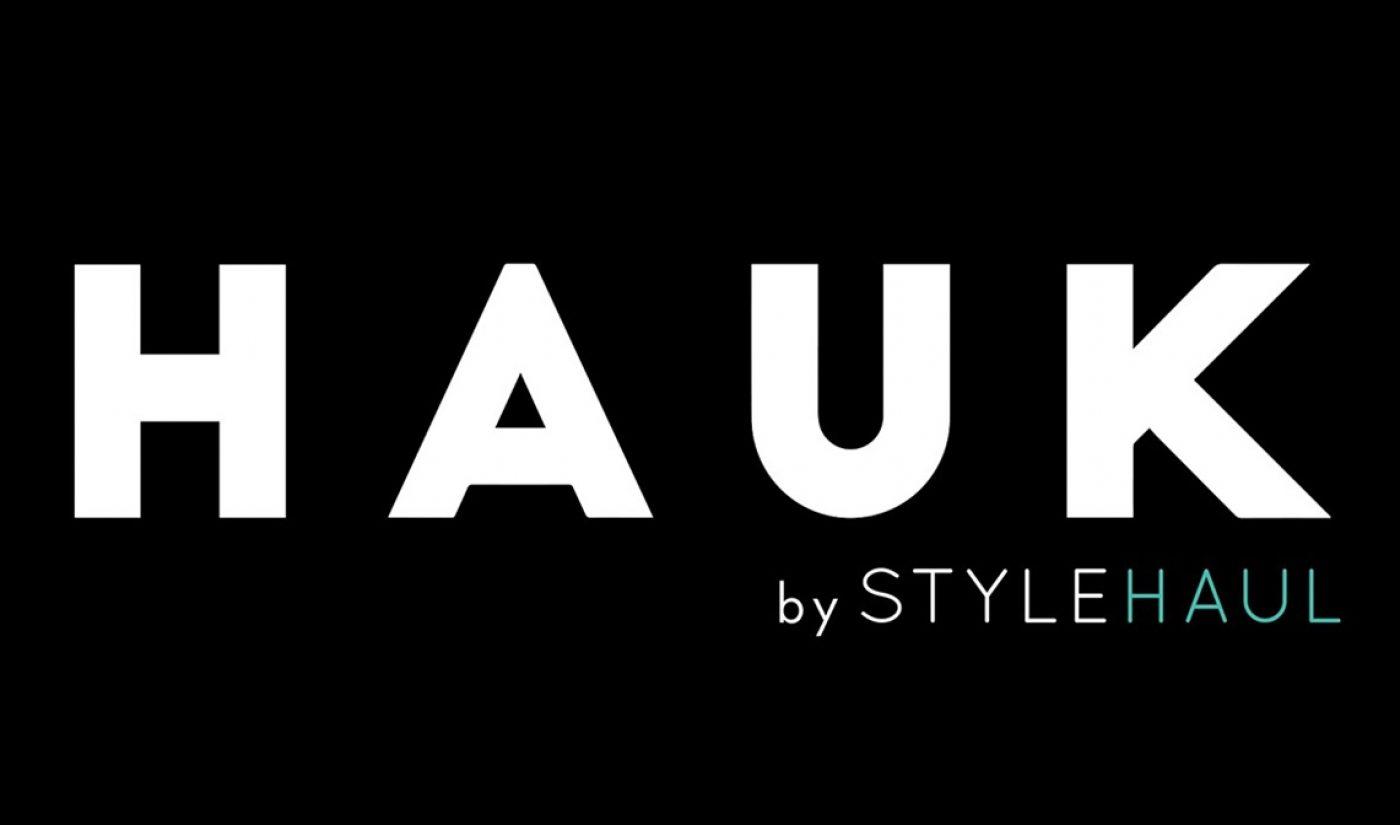 StyleHaul Launches Hauk, A Lifestyle Destination Aimed At Men