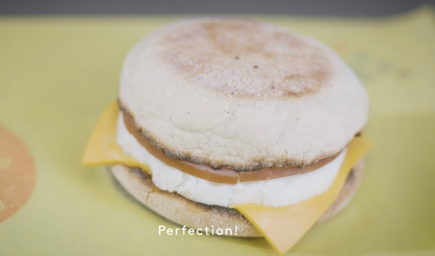 McDonald's Tells Us About Its Food With New Web Series