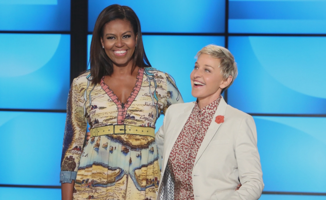 michelle-obama-ellen-degeneres-youtube-views