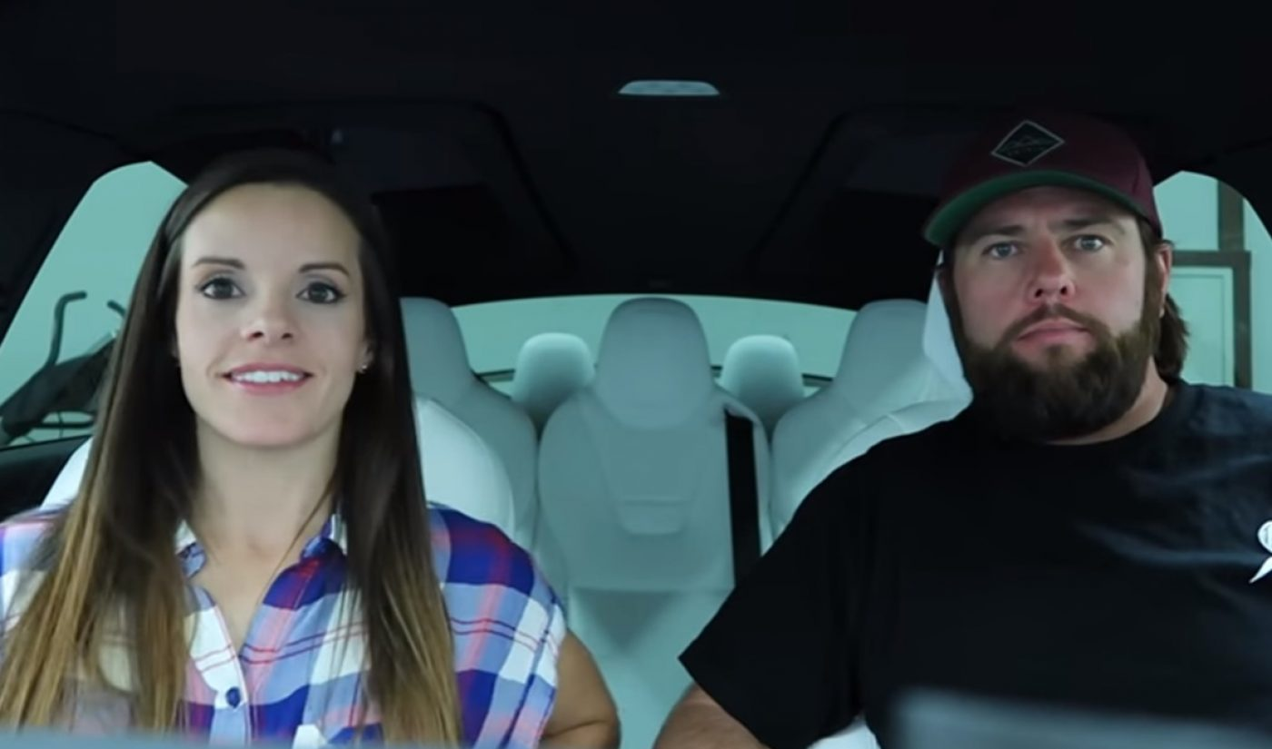 YouTube Star Shay Carl Plans Year-Long Break From Vlogging