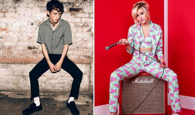 Troye Sivan, Miley Cyrus Express Mutual Admiration For Their Work Within LGBTQ Community