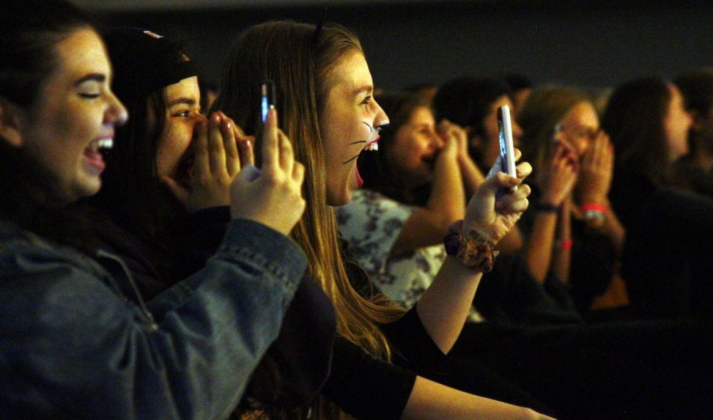 For The First Time, Biannual Survey Says More Teens Watch YouTube Than Cable TV
