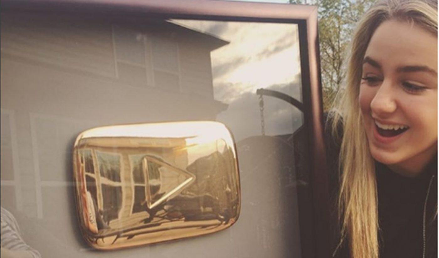 YouTube Millionaires: On Her Channel, Chloe Lukasiak Calls The Shots