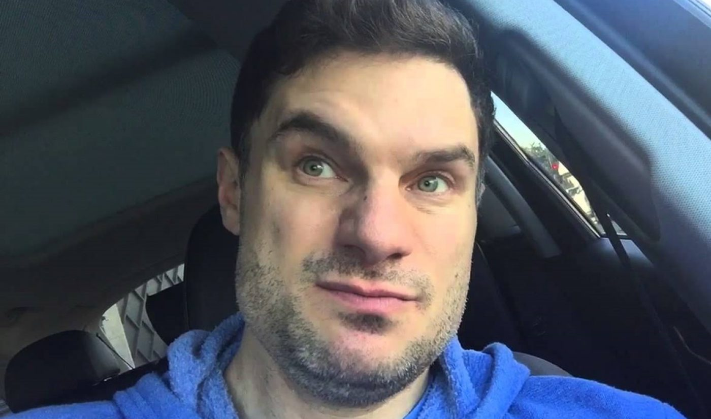YouTube Star Flula Borg Signs Two-Film Deal With Lionsgate