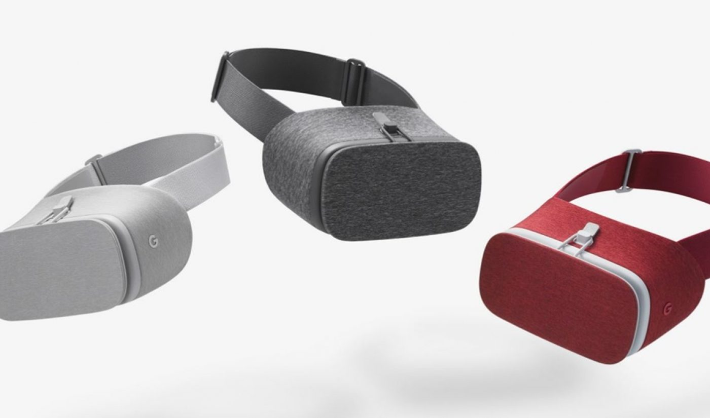 Google Unveils $79 Virtual Reality Headset 'Daydream View', Its Successor To Cardboard