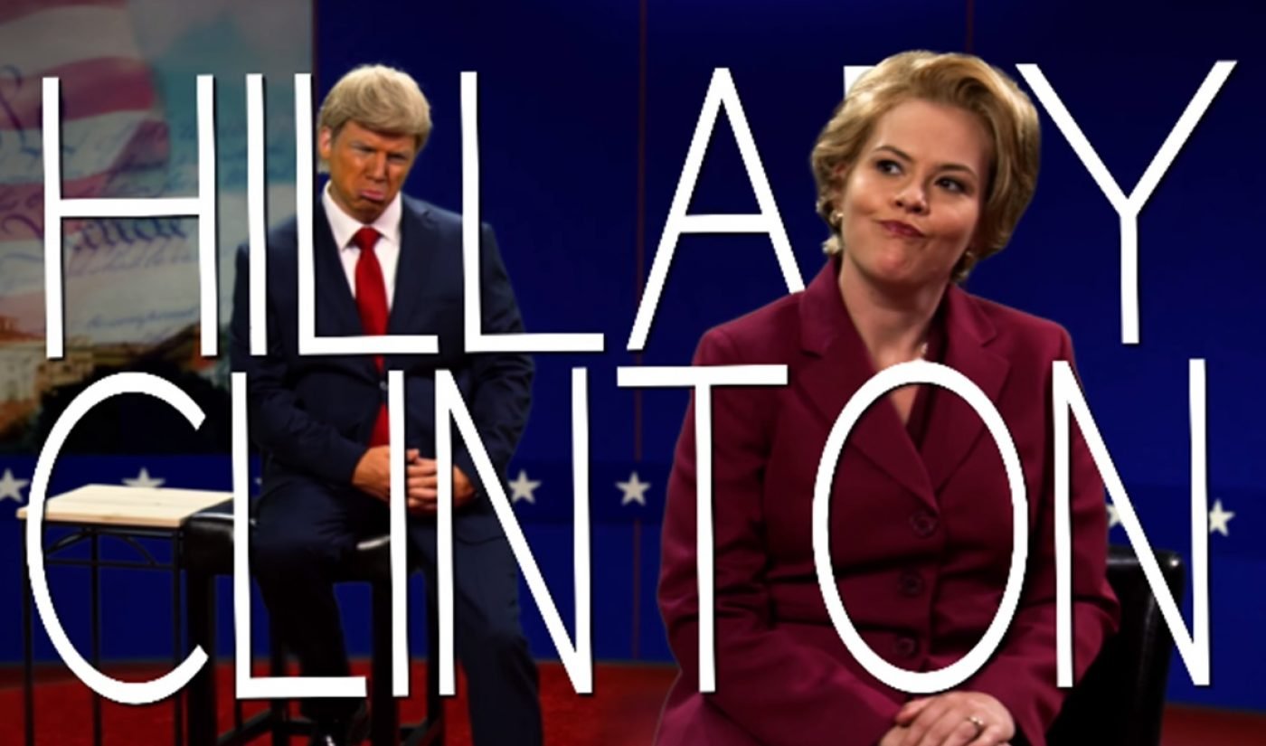 Donald Trump, Hillary Clinton Spit Bars In Latest 'Epic Rap Battles Of History' Episode
