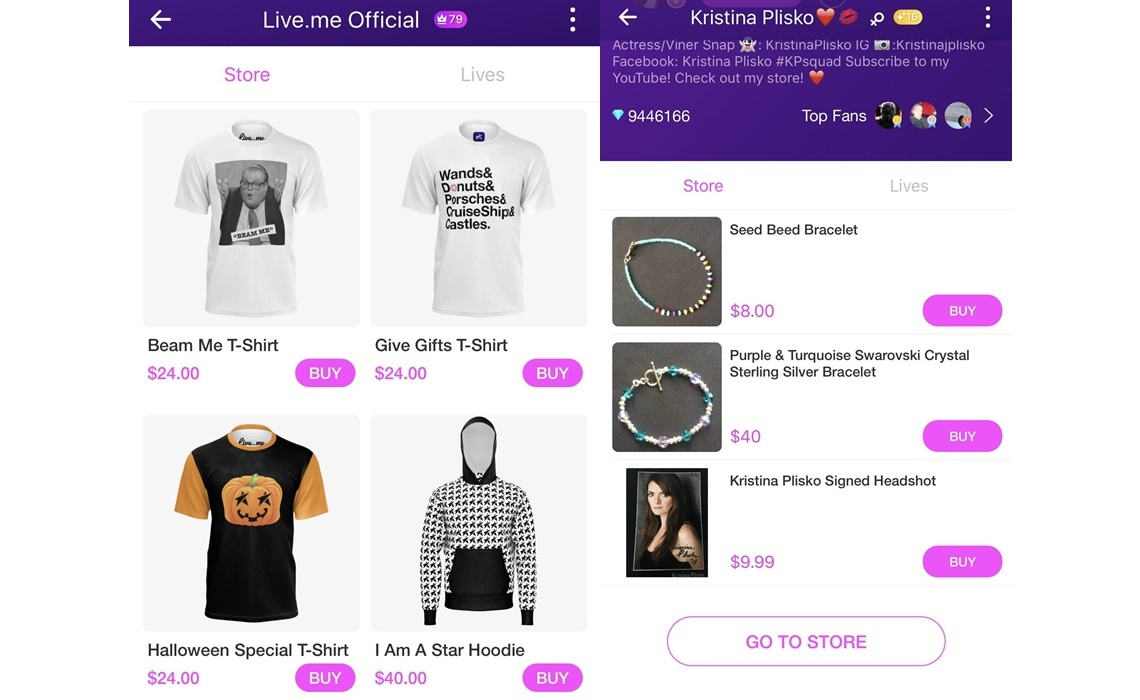 live-me-store