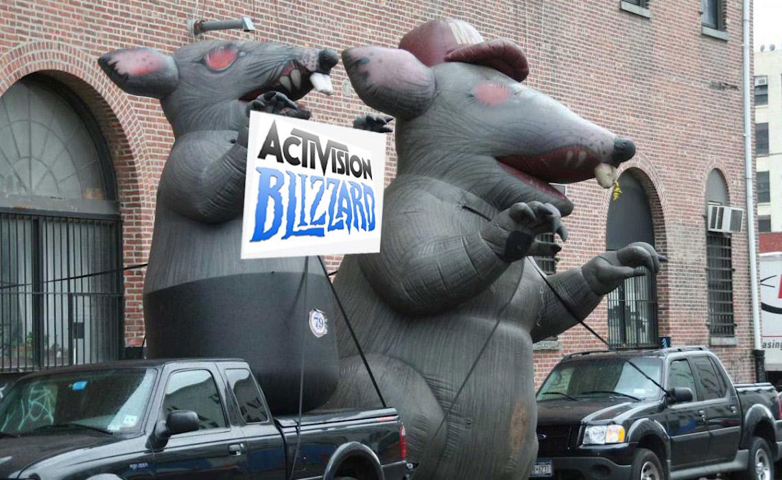 sag-aftra-gaming-strike-rats