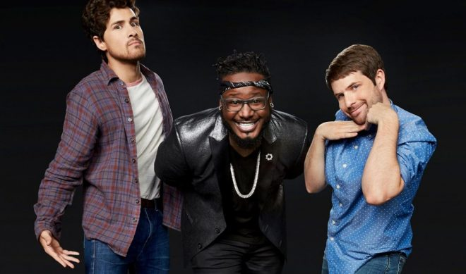 Smosh Taps Co-Star T-Pain For Upcoming YouTube Red Feature 'Ghostmates'