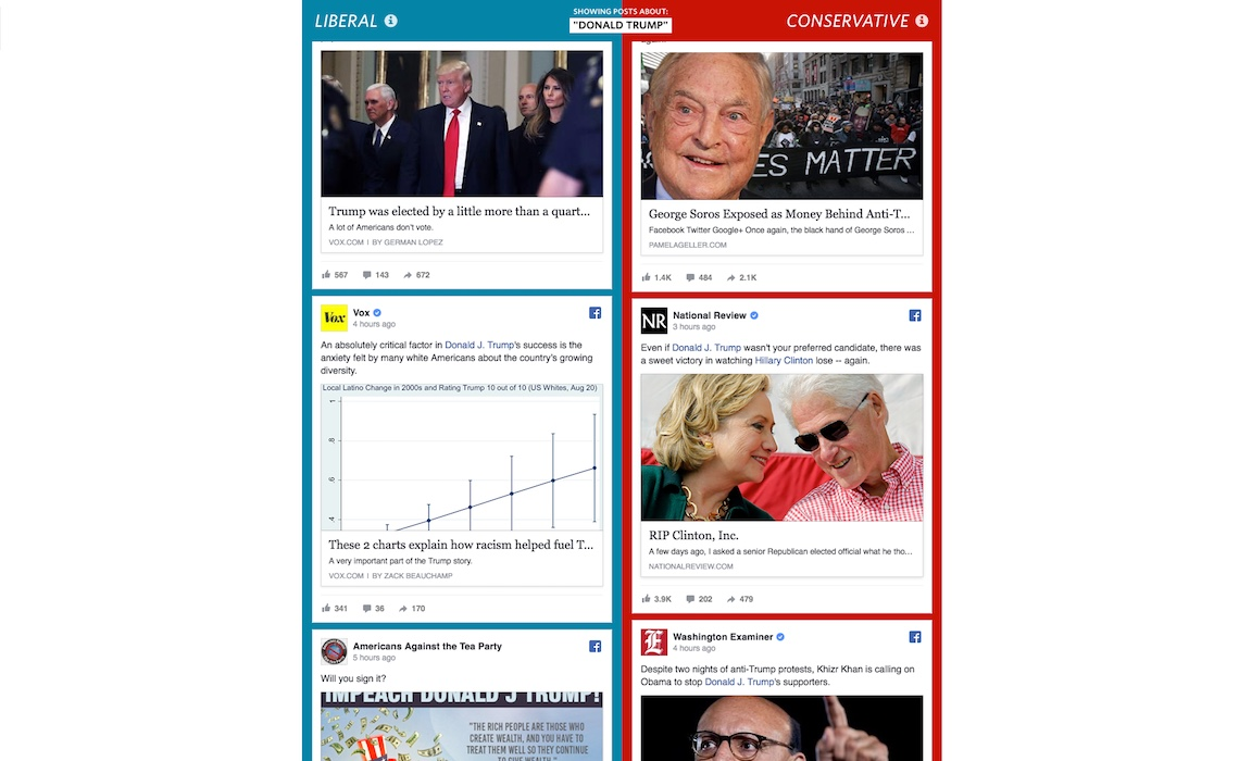 facebook-algorithm-news-feed-blue-red-republican-democrat