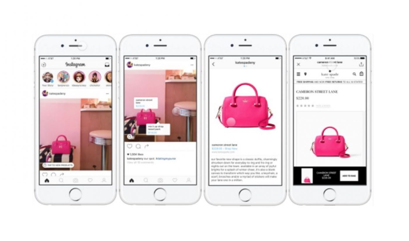 Instagram To Pilot Shoppable Posts Next Week With 20 Leading Retailers
