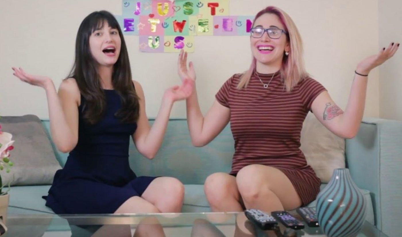 Gaby Dunn, Allison Raskin Share Why They Left BuzzFeed To Build Just Between Us