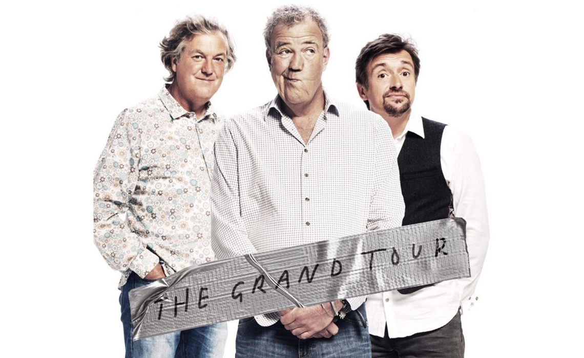 Amazon Says British Car Series The Grand Tour Is Its Biggest Show - Car show on amazon