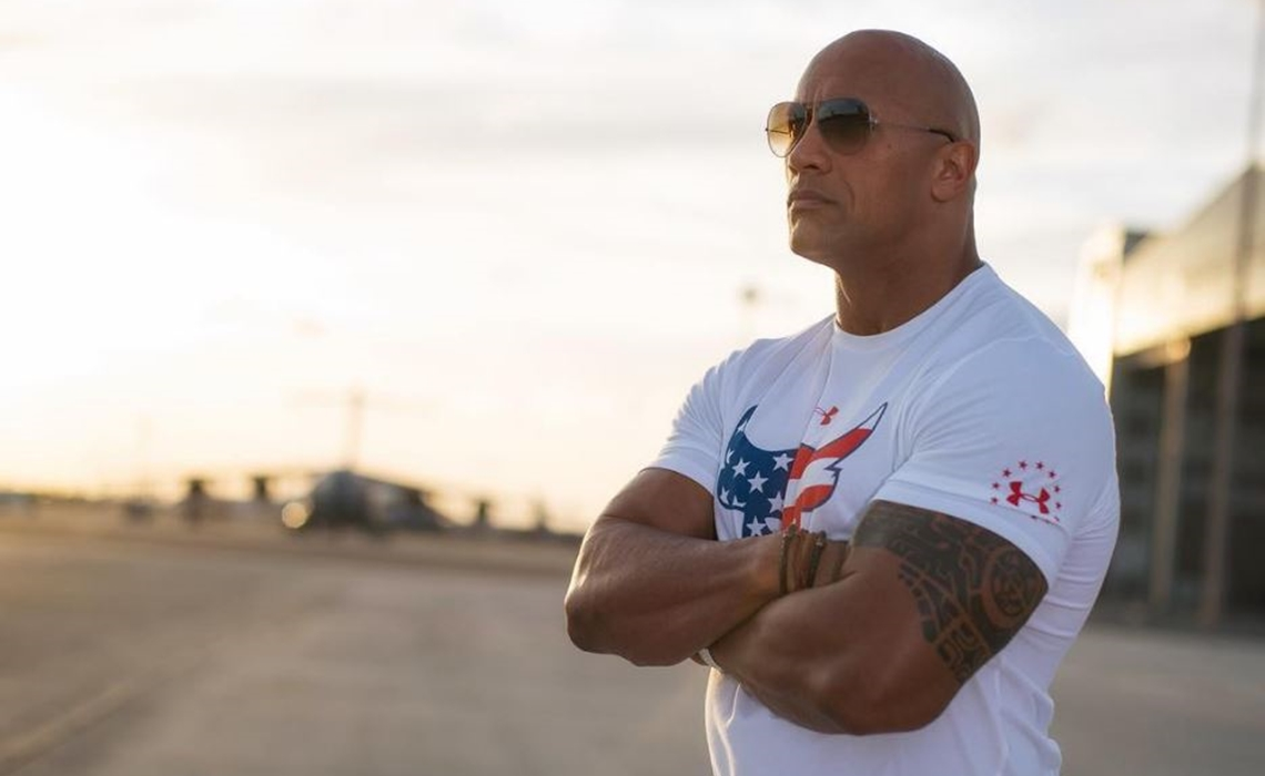 Dwayne 'The Rock' Johnson To Broadcast Finale Of Fuse TV Series On Facebook Live