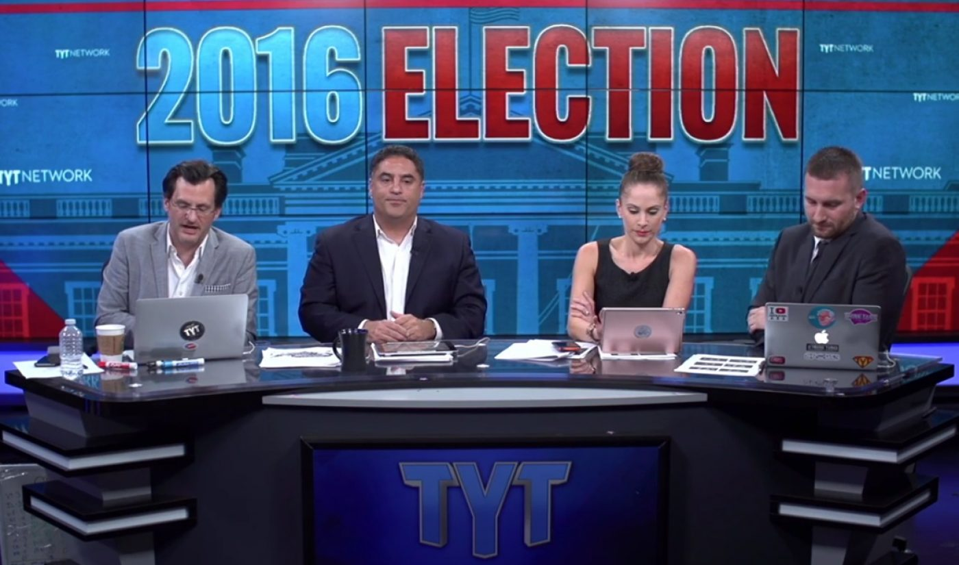 On Election Night, The Young Turks Smash Records With 4.5 Million Total Views