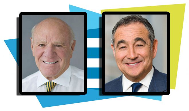 MediaLink's Michael Kassan And IAC's Barry Diller Take Center Stage At CES