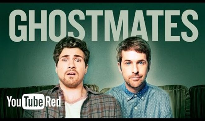 Feature Film 'Ghostmates,' Starring Smosh, Arrives On YouTube Red