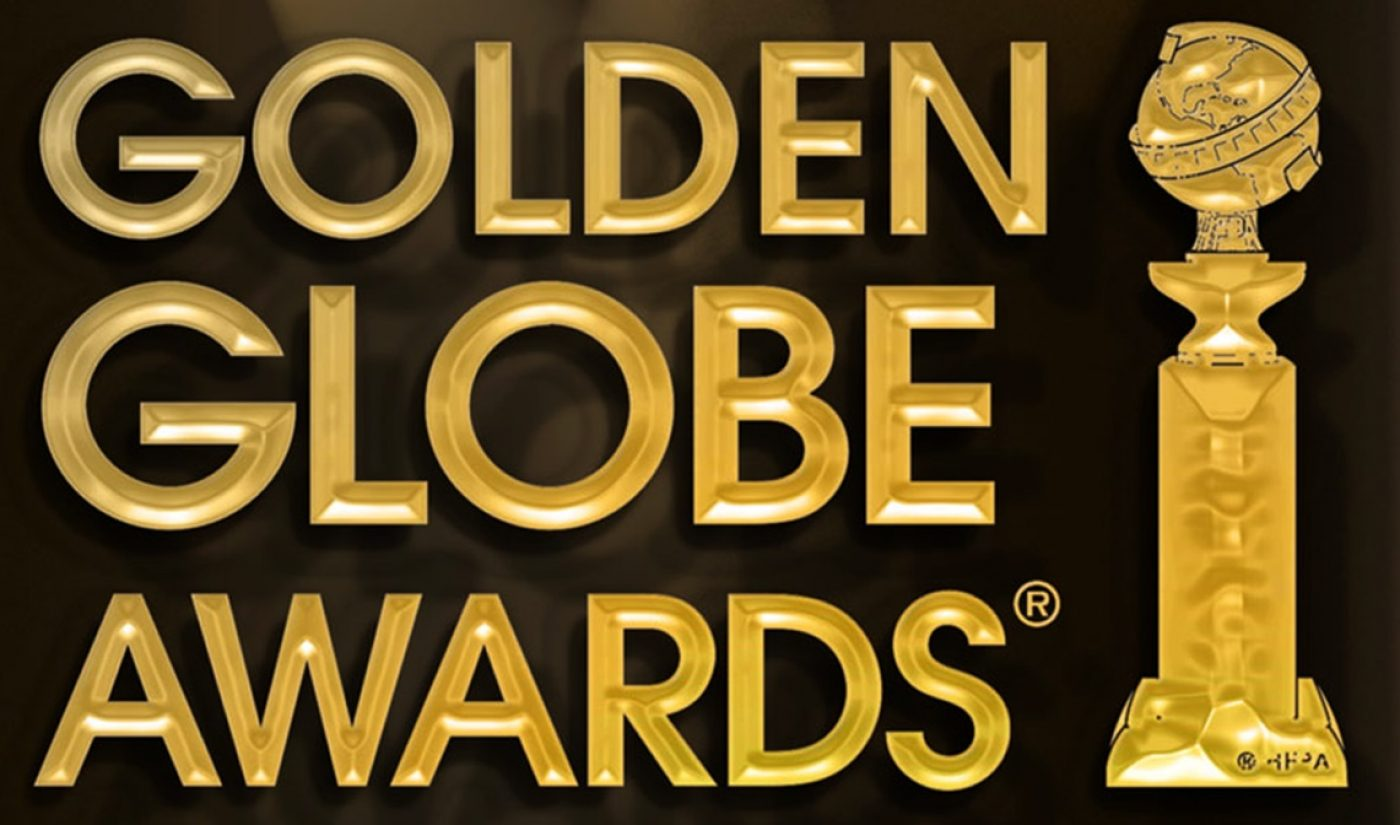 Up Next For Twitter's Live Streaming Plans: The Golden Globes
