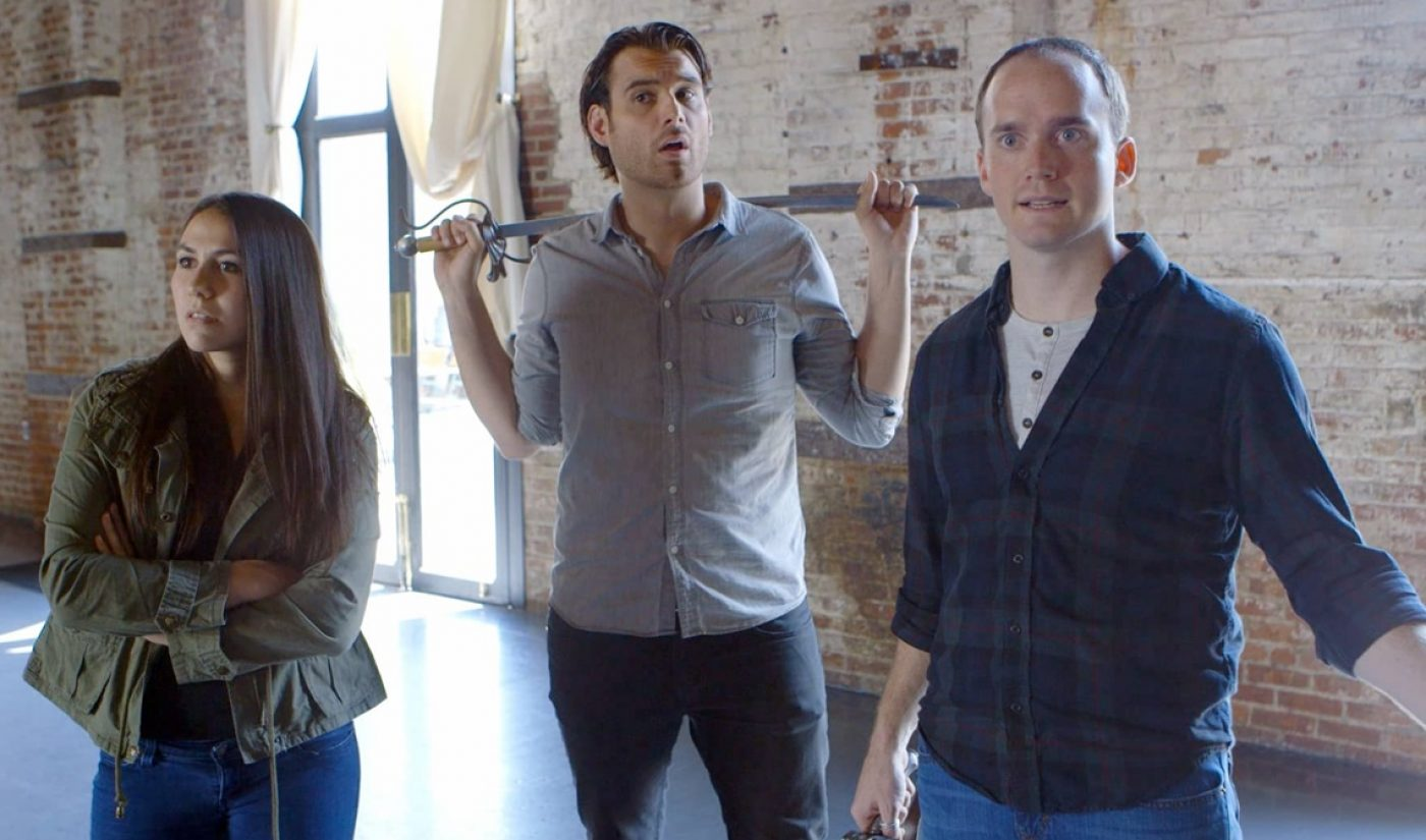 Indie Spotlight: 'The Hunted: Encore' Reinvents A Classic Web Series With Song