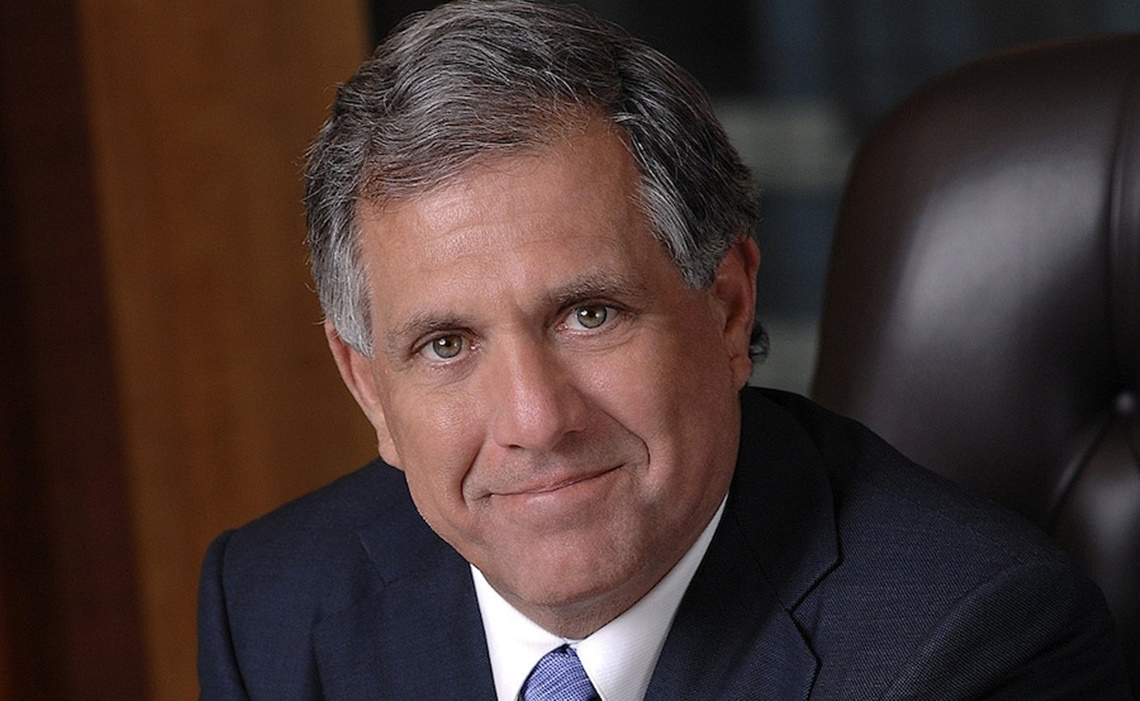 Leslie Moonves, President and Chief Executive Officer, CBS Corporation Photo: John Paul Filo/CBS.    ©2007 CBS Broadcasting Inc. All Rights Reserved